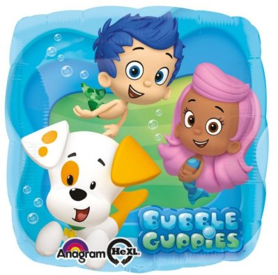 Foliopallo Bubble cuppies