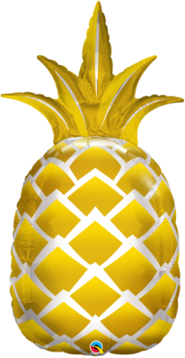 Foliopallo Ananas