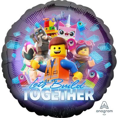 Foliopallo Lego movie together
