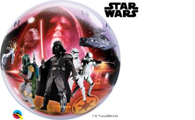 Bubblepallo Star Wars